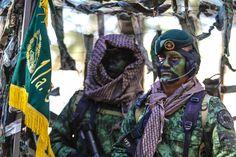 Cuarto Batallón de Fuerzas Especiales de la VIII Región Militar de Oaxaca
