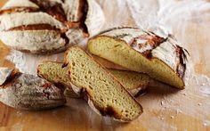 Chleb, Kromki, Rozsypana, Mąka