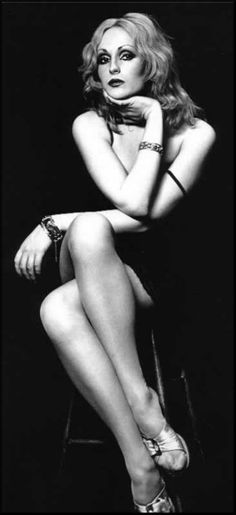Candy Darling, Great legs.