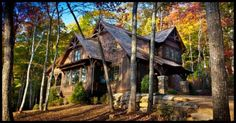 Rock Mountain Cottage is an award winning home from Travis Mileti. It packs a lot of charm into just 1,500 sq. ft..  Tell us what you think after you view the full album.