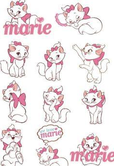 deviantART: More Like icon e png Gata Marie 3 by nessalldtutoriais Marie Aristocats, Aristocats Tattoo, Aristocats Party, Gatos Disney, Disney Cats, World Disney, Disney Pixar, Disney Characters, Disney Animation