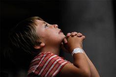 ¿Cómo orar sin cesar? Hazlo en lenguaje infantil