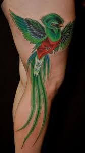 quetzal tattoo 30