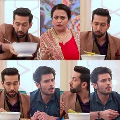 •He doesn't let anyone eat it! • (Upcoming epi of 30th December) #ishqbaaaz #ishqbaaz