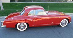 Nash Healey 1953-1955 Le Mans Coupe