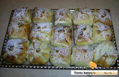 Nagyon finom Túrós batyu Hungarian Recipes, Hungarian Food, Banana Bread, Hungarian Cuisine