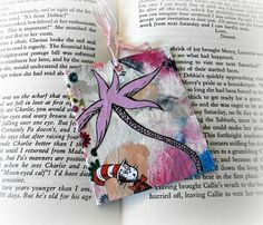 Hey, I found this really awesome Etsy listing at https://www.etsy.com/listing/245396163/dr-seuss-upcycled-bookmark-ooak