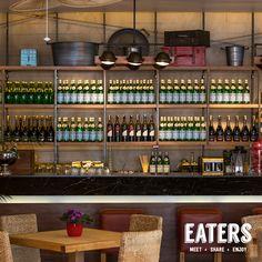 EATERS'da birbirinden farklı içecek seçeneklerini bulabilirsiniz!