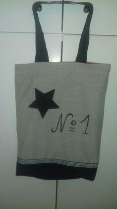 Lniana torba Reusable Tote Bags