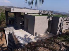 Houses In Costa Rica, West Coast, Eco Friendly, Garage Doors, Patio, Building, Outdoor Decor, Home Decor, Decoration Home