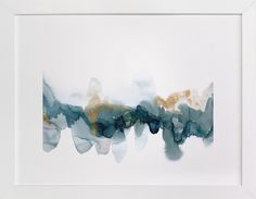Fractured Horizon 1 by Melanie Severin at minted.com