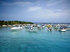 Un dia en Cayo Pescadores en Morrocoy