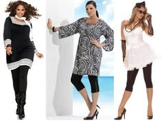 Leggings for everyday size women