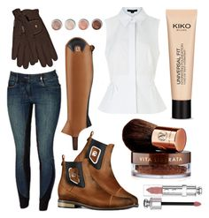 """""""how to wear it half chaps"""" by eqlmag on Polyvore featuring Alexander Wang, Roeckl, Terre Mère, Vita Liberata, Christian Dior, horses, equestrian and cavallo"""