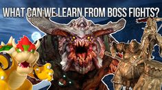 What Can We Learn From Boss Fights?