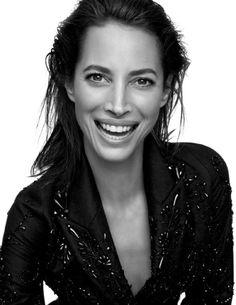 Christy Turlington by Inez van Lamsweerde and Vinoodh Matadin for Vogue Paris: October 2015