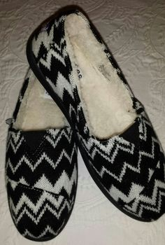 Day 6: Comfy slip ons by Bobs