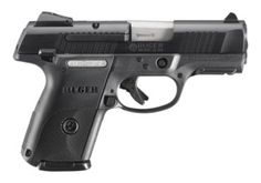 Ruger® SR9c™ 9mm Luger Compact High Capacity Pistol | Bass Pro Shops