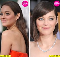 Marion Cotillard Screen Actors Guild Awards