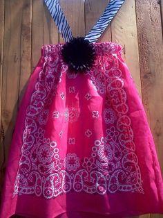 Bandana Dress (Halter Style)