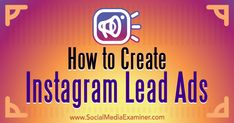 Want more leads from Instagram? Discover how to set up lead ads on Instagram to collect valuable contact information from prospects.