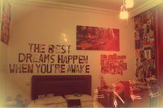 indie alternative room decoration