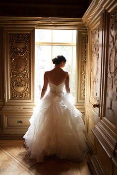 Shira Weinberger Photography, Wedding, Wedding Photography, Bride and Groom, Bride and Groom Portraits, Creative Portraits, Love, Kiss, Wedding Dress, Wedding Ideas, First Looks, Reflections, New York, New York Wedding, New York City, New York City Wedding, New York Palace Hotel, New York Palace Hotel Wedding