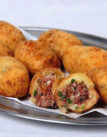 Estamos de volta com Comida de Boteco, trazendo mais uma iguaria que faz parte do extenso cardápio de comidinhas gostosas servid...