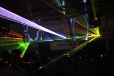 Pixelfrog - VJìng on Kammerflimmern Esslingen (09.06.12,) feat. Event Laser