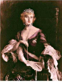 Philip de László - Princess Auguste Viktoria of Hohenzollern 1936  (480×640)