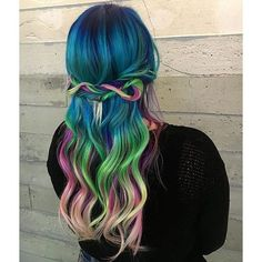Gorgeous Colors by Breezy Bree, LA, USA!