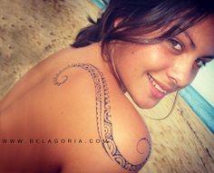 top ideas tatuajes polinesios