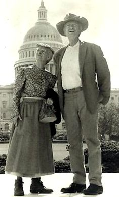 Buddy Ebsen and Irene Ryan from The Beverly Hillbillies - 1970.jpg