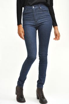 CHEAP MONDAY SECOND SKIN VERY STRETCH JEAN - 101315 | ALTER