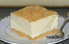 Icebox Desserts, Just Desserts, Delicious Desserts, Dessert Recipes, Yummy Food, Dessert Healthy, Icebox Cake, Cheesecake Recipes, Healthy Food