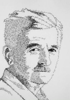"Faulkner ""Sound of Furry"" Portraits of Authors in Their Own Words - My Modern Metropolis"