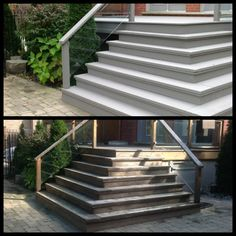 Get your deck ready with a fresh paint job or a nice clean stain