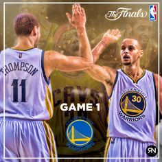 Game 1 Golden State Warriors