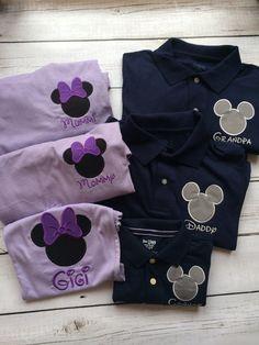 Camiseta de cumpleaños personalizado de Mickey por OurLilBowtique Minnie Mouse Rosa, Fiesta Mickey Mouse, Mickey Y Minnie, Mickey Mouse Club, Mickey Party, Minnie Mouse Party, Mouse Parties, Disney Shirts, Disney Outfits