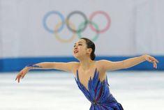 Mao Asada. Free Skate. Olympics 2014