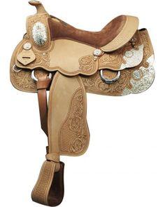 Double T Show Saddle - #503616