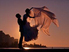 Unique Wedding Photography ♥ Creative Wedding Photography | Kisiye Ozel Siradisi Dugun Fotograflari