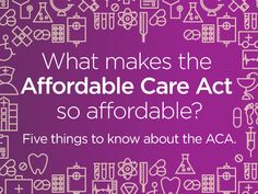 18 Best Affordable Care Act Education images in 2015