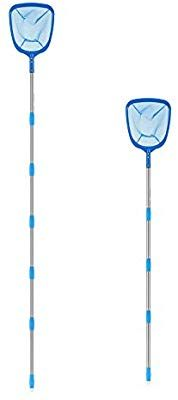 Pool Skimmer Net With Pole In 2020 Pool Nets Pool Bags Mesh Netting