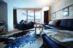 what color curtains go with black leather furniture - Google Search