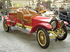 Mercedes Phaeton 1905
