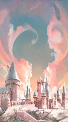 Harry Potter Fan Art, Harry Potter Painting, Harry Potter Disney, Cute Harry Potter, Harry Potter Poster, Mundo Harry Potter, Harry Potter Drawings, Harry Potter Tumblr, Harry Potter Anime