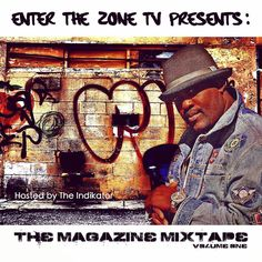 This was an interesting idea at the time. My thought was to put together a mixCD for the TV show Enter The Zone then have it available as a download when folks jumped on our publication ETZ The Magazine. You might see this later in the year. #dentdamagetv #blackmusicproducer #getmoneyfilmz #musicproducer #etzthemagazine #fifthstmagazinecomingsoon #enterthezonetv #llcoolmike #therealindikator #theindikatortvhost #damagerecordings #thevision1994 #hiphop #rnbmusic #thegrindneverstops…