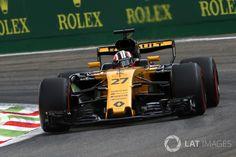 Nico Hulkenberg, Renault Sport F1 Team RS17, Monza FP1