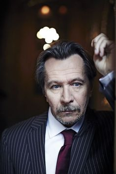 #TTSS Gary Oldman(George Smiley=Beggar-man)